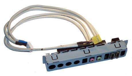 HP 5070-2909 Presario SR5601 Front IO Ports | 2xUSB and 2xAudio Thumbnail 1
